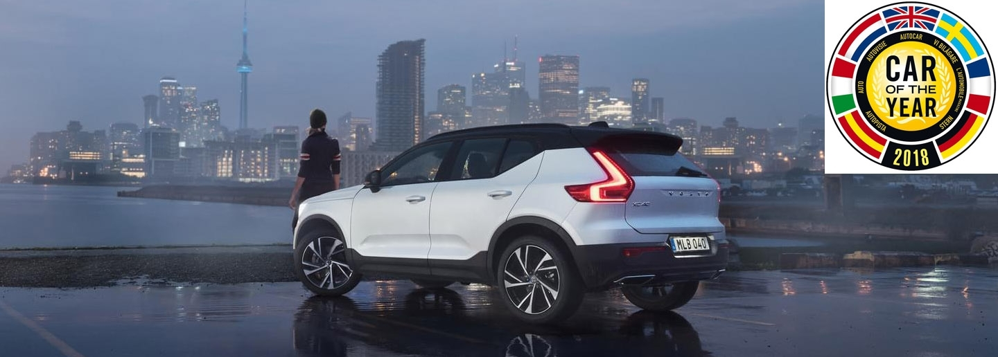 Car of the Year XC40